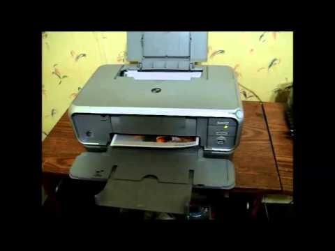 Canon PIXMA iP3000 Printer Treiber