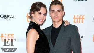Alison Brie Crashes Dave Franco's Interview