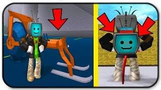 (Code) New Vehicle! Abominable Snowmobile  And Tv Head Backpack - Roblox Snow Shoveling  Simulator