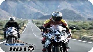 Projekt Superbike - Entwicklung der BMW S 1000 RR   Abenteuer Auto Classics