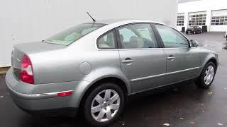 2005 Volkswagen Passat HHC149A thumbnail