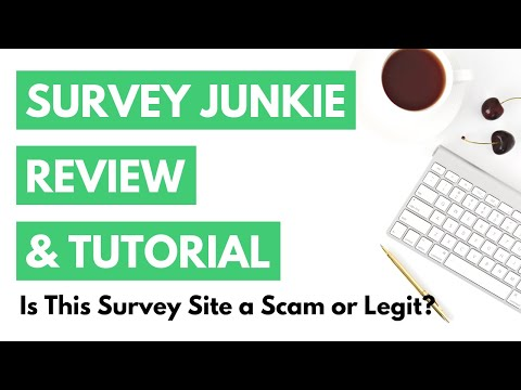 Survey Junkie Review & Tutorial: Is this Survey Site Scam or