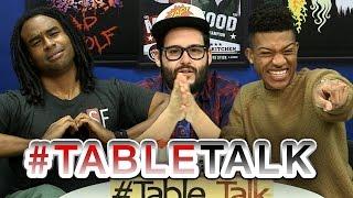Gross Food Confessions on #TableTalk!
