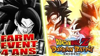 🔴COFFEE STREAM DOKKAN BATTLE VJAP : Farming Event 4 Ans