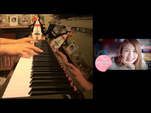 김희철 & 김정모 X 휘인 (of 마마무) - 나르시스 (Narcissus) (Piano Cover)