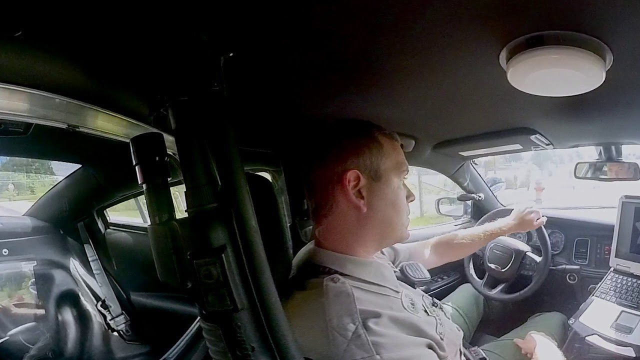 360-degree Ride Along: Patrol car to Jail (Clackamas County Sheriff's  Office)