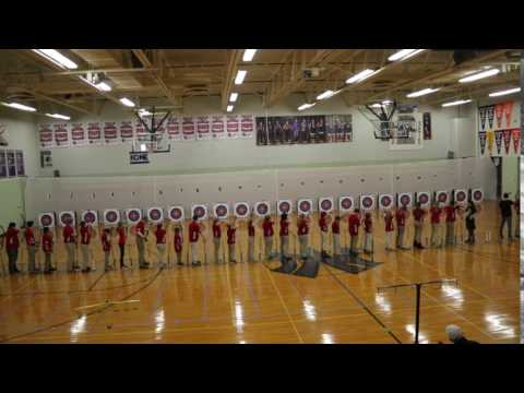 Ottumwa Archers1 @ 10 meters -Nodaway Valley High School