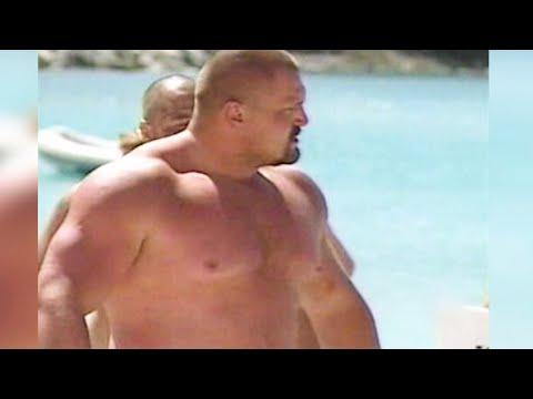 Strongman Wrestling | Vasyl Virastyuk vs Island Warrior - Real Thick TV