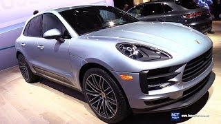 2019 Porsche Macan - Exterior and Interior Walkaround - 2018 LA Auto Show