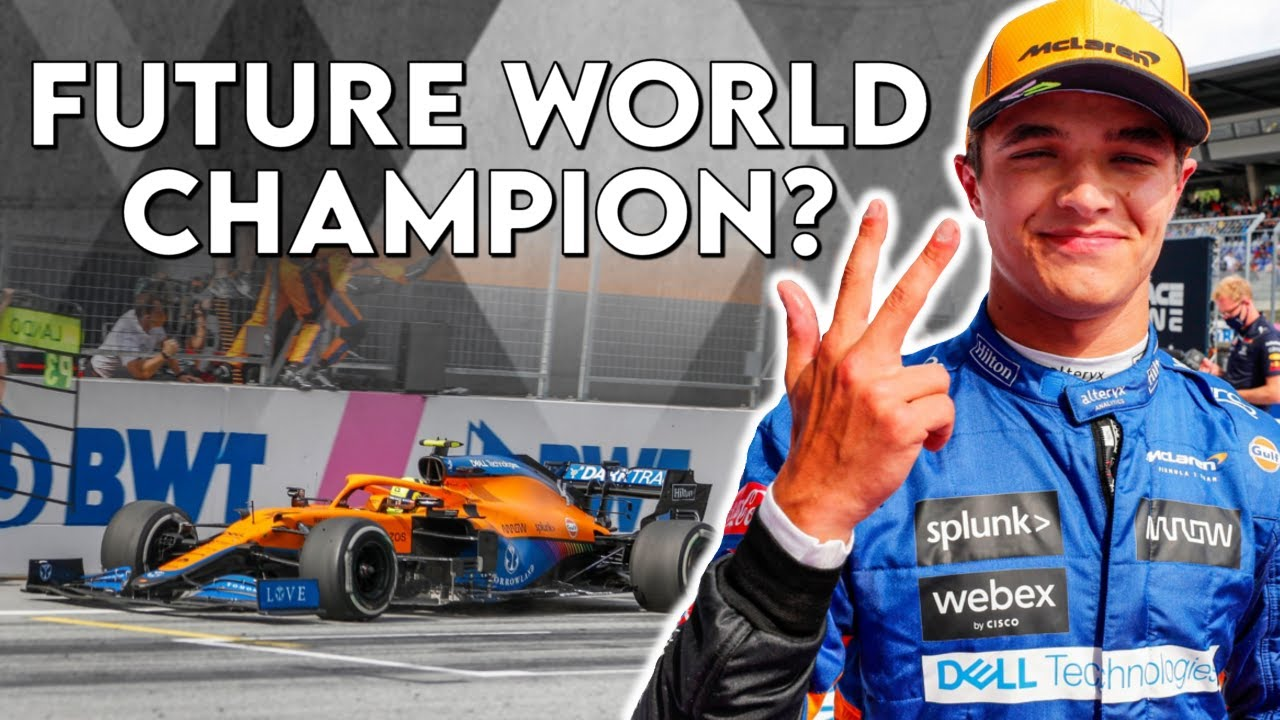 Download Is Lando Norris a Future World Champion?