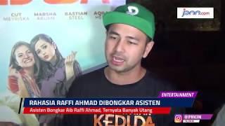 Download Video Asisten Bongkar Aib Raffi Ahmad, Ternyata Banyak Utang MP3 3GP MP4