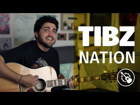 TIBZ — Nation (SESSION ACOUSTIQUE)