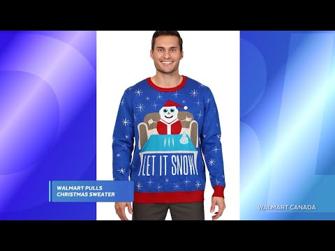 Follow Along With The Show - It's The Cocaine Santa Sweater! WTH!?
