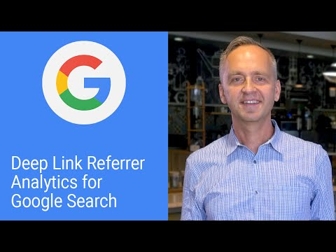 Deep Link Referrer Analytics for Google Search