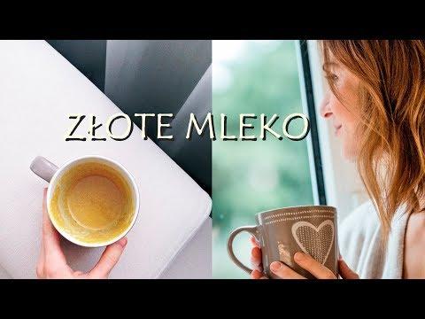 Jak Zrobić Złote Mleko - Przepis