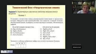 Методические рекомендации по подготовке ЕГЭ по химии