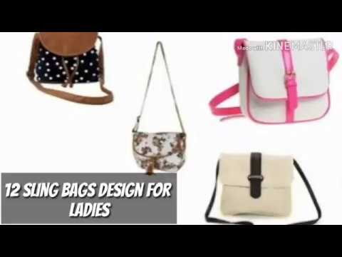 Top 12 Sling Bags Design for Womens