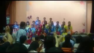 宣基小學 第十六屆畢業典禮表演歌曲:愛伴我高飛
