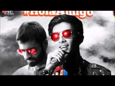 Hola Amigo Song Cut From Rum By Anirudh