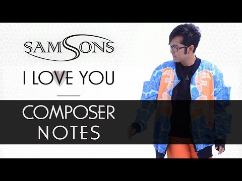 Cover Lagu I LOVE YOU - COMPOSER NOTES: Irfan Aulia HITSLAGU