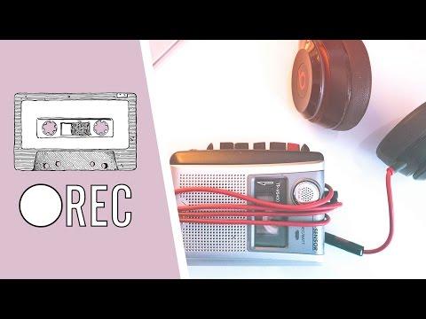 AUDIO CASSETTE OGGI - Come registrarle e come si sentono