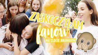 ZASKOCZYŁAM FANÓW NA ZLOCIE! | Young Stars Festival 2018 | Sylwia Lipka