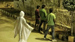 Ghost prank | India's no 1 recent scary ghost prank | Baduva Rascal