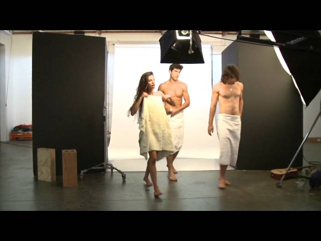 Justin gaston naked understood not