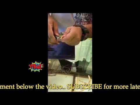 Fake gold in dubai   Viral videos
