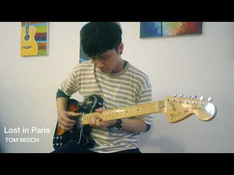 Tom Misch - Lost In Paris (Cover By KaMing)