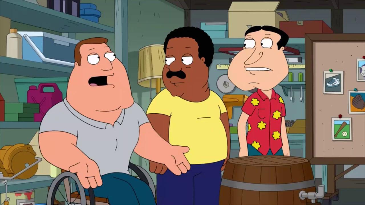 Family Guy Box Deutsch
