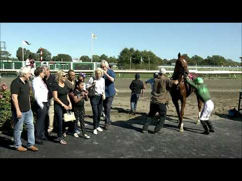 video thumbnail for MONMOUTH PARK 9-29-19 RACE 3