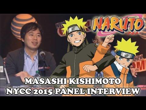 masashi-kishimoto-interview-2015-english-naruto-nycc-panel,-drawing-jiraiya-naruto