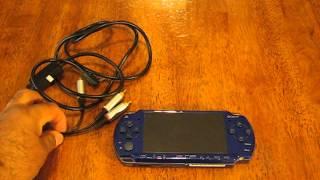Accesorios; Cable de A/V para PSP