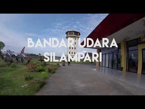 Kecil Mungil Bandar Udara Silampari Lubuk Linggau