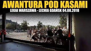 Lechia Gdańsk pod kasami Legii Warszawa 04.08.2018
