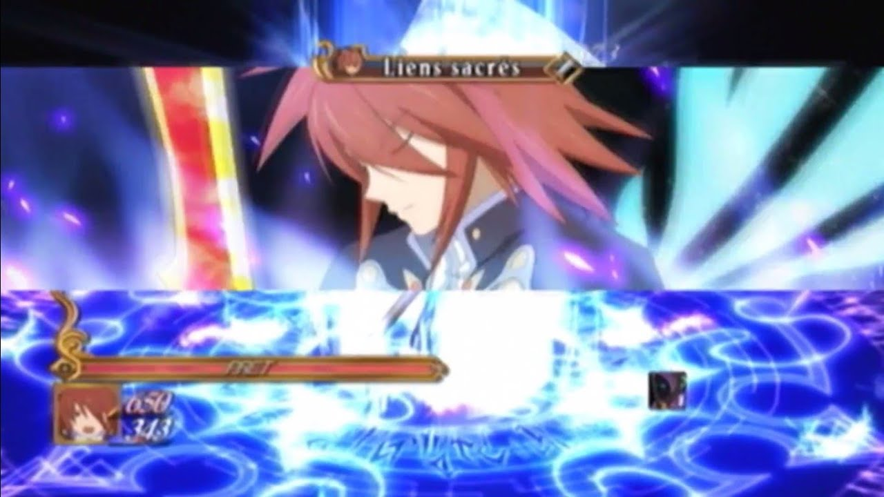 Tales Of Symphonia Chronicles Kratos Arte Exhibition Youtube