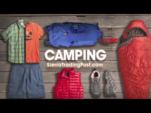 Sierra Trading Post - Camping