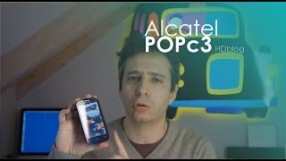 Alcatel POP C3: la videorecensione di HDblog.it