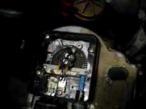 BMW M42 engine AFM in action