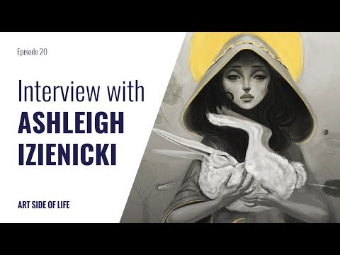 Ep.20: Don't think about other artists as competition with Ashleigh Izienicki (missupacey)