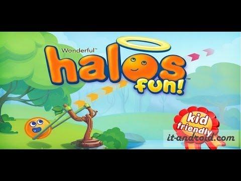 Halos Fun - обзор аркады на андроид