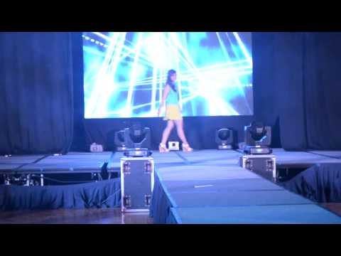 Amex Christmas Party 2014 - Dance Fashion (11th EDSA Wing Performance)