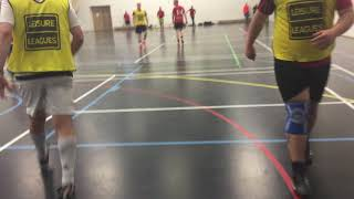 Rugby Rovers FC vs Fc Davecelona. Match Footage Part 1. Season 2.