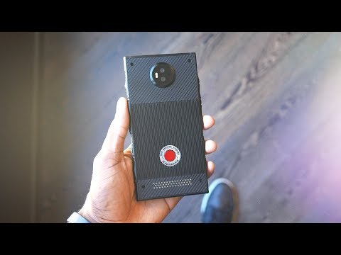 Thumbnail: RED Hydrogen Prototype Hands-On!