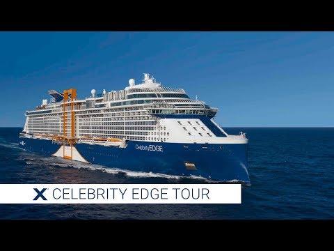 Celebrity Edge. Обзор лайнера