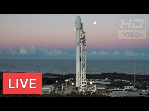WATCH LIVE: SpaceX to Launch Falcon 9 Rocket #Iridium-8 @10:31 pm EST