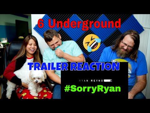 6 Underground Visit Italy Trailer Reaction!