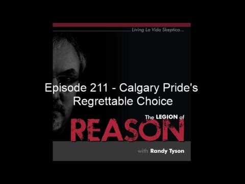 Episode 211 - Calgary Pride succumbs to social justice nonsense