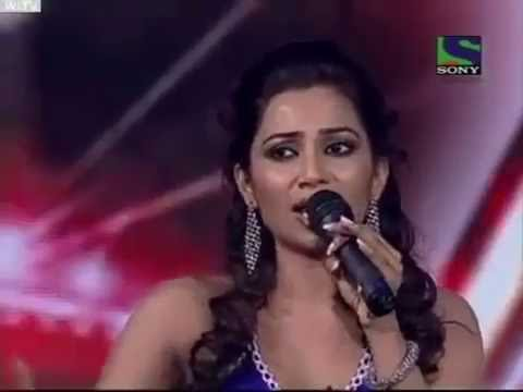 Shreya Ghoshal, Sonu Nigam and Sunidhi Chauhan on one stage! Rocking performance on ever green songs